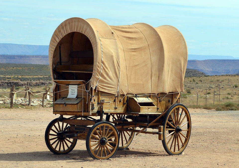 Take Another Wagon Instead of Getting Off The Wagon